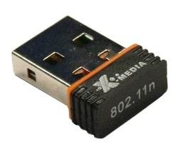 Модель устройства: X-MEDIA NE-WN1200